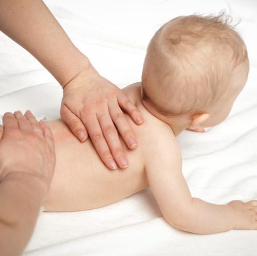 Séances d'ostéopathie du nourrisson à Draveil
