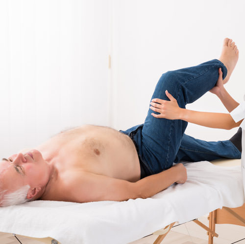 Séances d'ostéopathie pour personnes âgées à Draveil